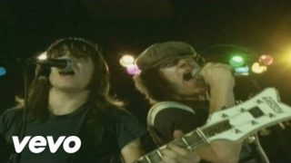 AC/DC – You Shook Me All Night Long (Official Video)