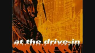 At The Drive In – One Armed Scissor
