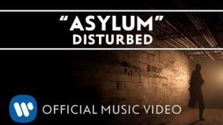 Disturbed – Asylum [Official Music Video]