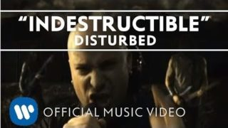 Disturbed – Indestructible [Official Music Video]