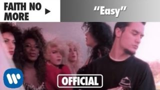 Faith No More – Easy (Official Music Video)
