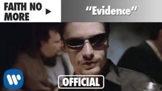 Faith No More – Evidence (Official Music Video)