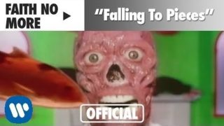 Faith No More – Falling To Pieces (Official Music Video)
