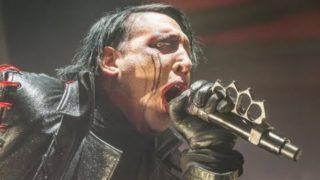 Marilyn Manson Live At Helfest 2018