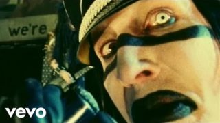 Marilyn Manson – The Fight Song (Official Music Video)
