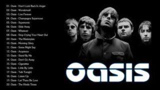 Oasis Greatest Hits Full Album – Best Of Oasis Playlist 2019