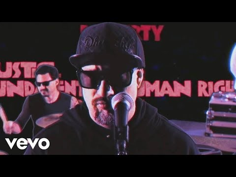 Prophets of Rage – Living On The 110 (Official Music Video)