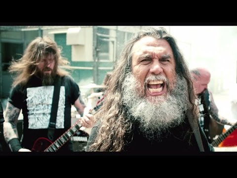SLAYER – Repentless (OFFICIAL MUSIC VIDEO)