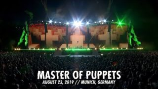 Metallica: Master of Puppets (Munich, Germany – August 23, 2019)