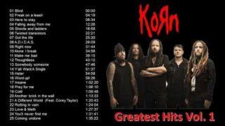Korn Greatest Hits Vol. 1