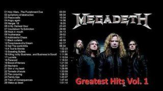 Megadeth Greatest Hits Vol. 1
