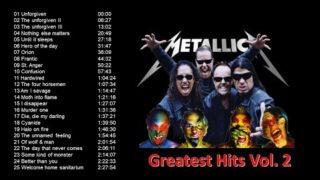Metallica Greatest Hits Vol. 2